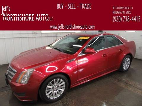 2010 Cadillac CTS for sale at Jeffs Northshore Auto LLC in Menasha WI