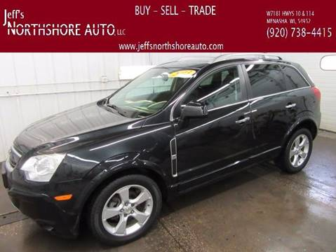 2013 Chevrolet Captiva Sport for sale at Jeffs Northshore Auto LLC in Menasha WI