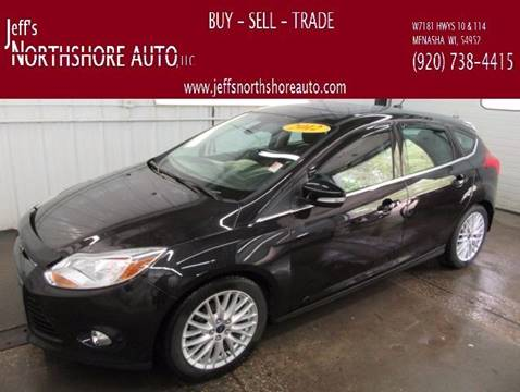 2012 Ford Focus for sale at Jeffs Northshore Auto LLC in Menasha WI