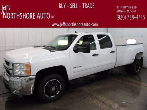 2008 Chevrolet Silverado 3500HD for sale at Jeffs Northshore Auto LLC in Menasha WI