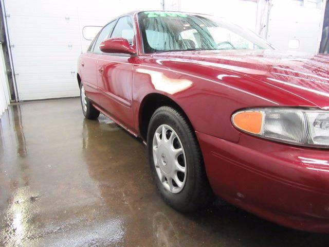 2003 Buick Century for sale at Jeffs Northshore Auto LLC in Menasha WI