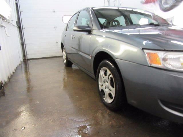 2004 Saturn Ion for sale at Jeffs Northshore Auto LLC in Menasha WI