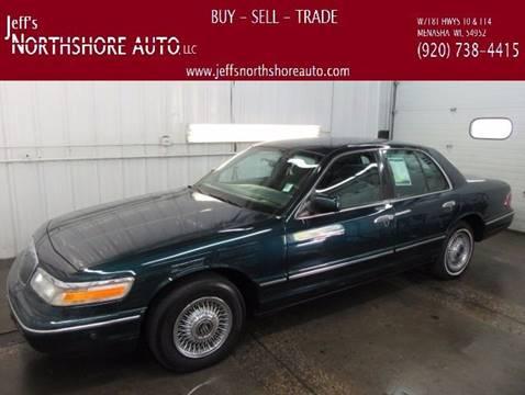 1997 Mercury Grand Marquis for sale in Menasha, WI