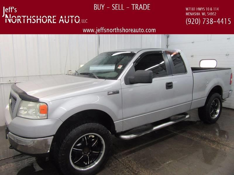 2005 Ford F-150 for sale at Jeffs Northshore Auto LLC in Menasha WI