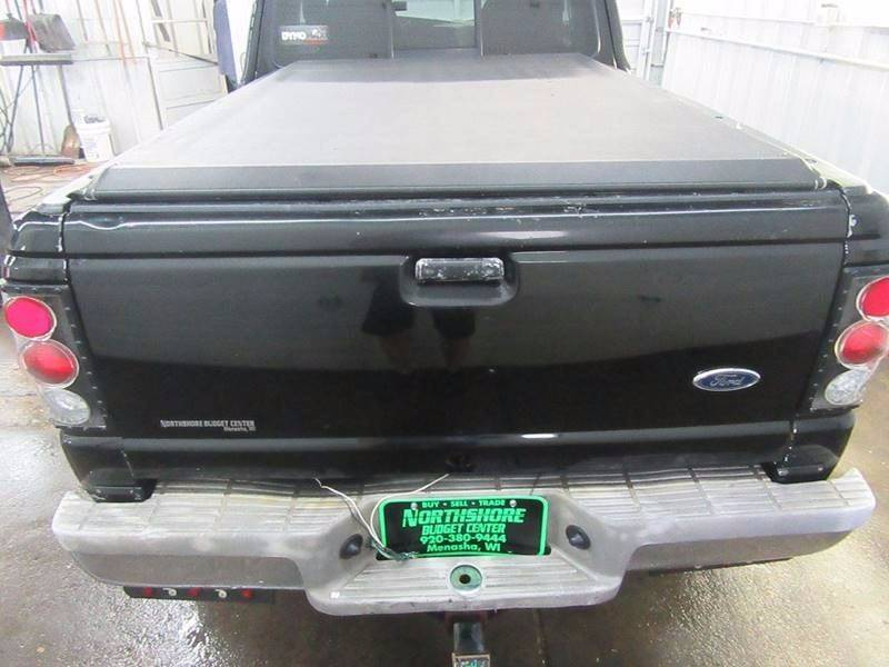 2001 Ford Ranger for sale at Jeffs Northshore Auto LLC in Menasha WI