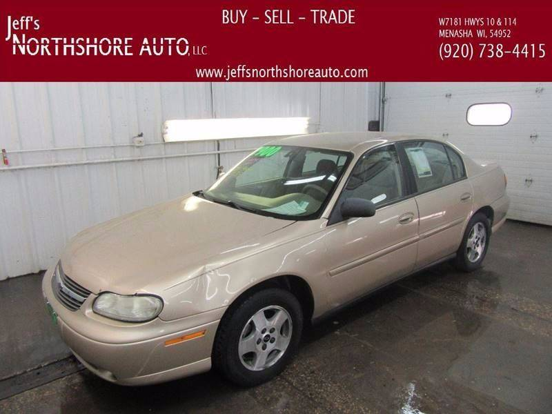 2004 Chevrolet Classic for sale at Jeffs Northshore Auto LLC in Menasha WI