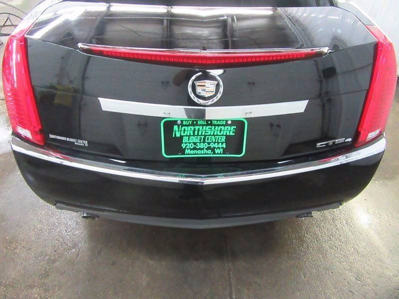 2008 Cadillac CTS for sale at Jeffs Northshore Auto LLC in Menasha WI