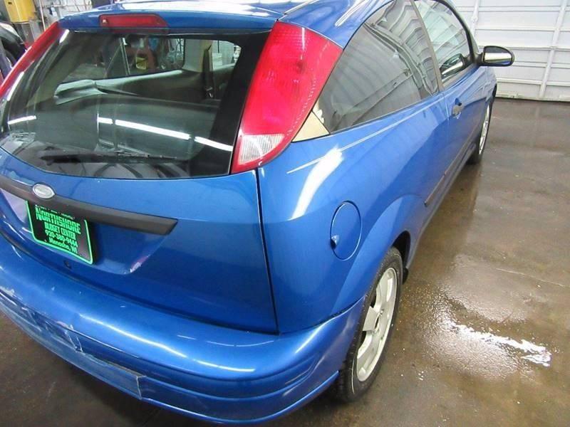 2001 Ford Focus for sale at Jeffs Northshore Auto LLC in Menasha WI