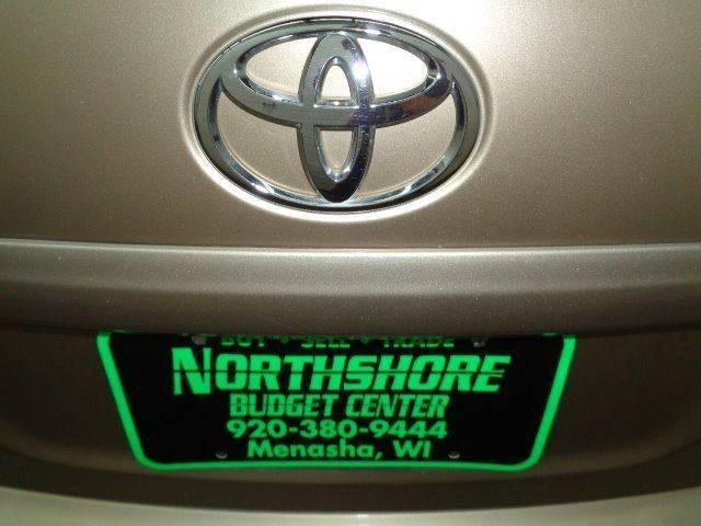 2009 Toyota Corolla for sale at Jeffs Northshore Auto LLC in Menasha WI