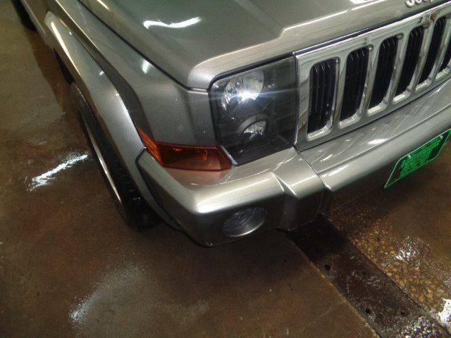 2007 Jeep Commander for sale at Jeffs Northshore Auto LLC in Menasha WI