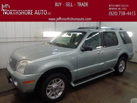 2005 Mercury Mountaineer for sale in Menasha, WI