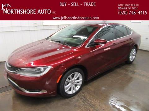 2015 Chrysler 200 for sale in Menasha, WI