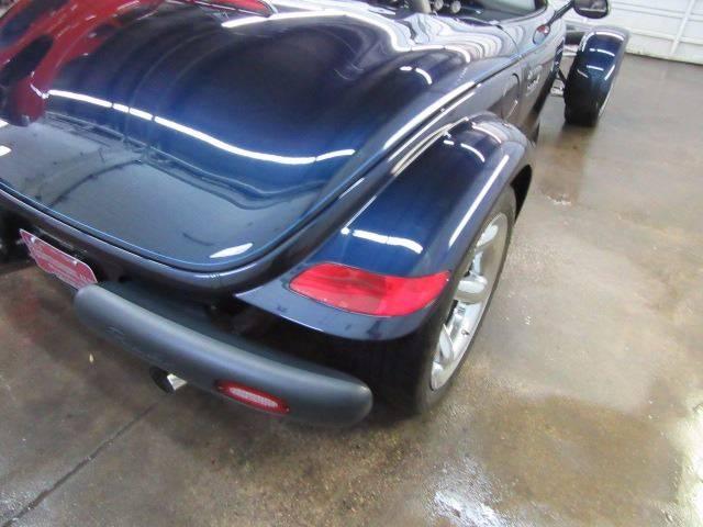 2001 Chrysler Prowler for sale at Jeffs Northshore Auto LLC in Menasha WI
