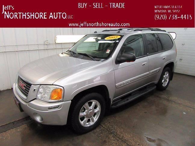 2005 GMC Envoy for sale at Jeffs Northshore Auto LLC in Menasha WI