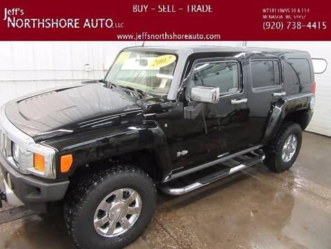 2007 HUMMER H3 for sale at Jeffs Northshore Auto LLC in Menasha WI