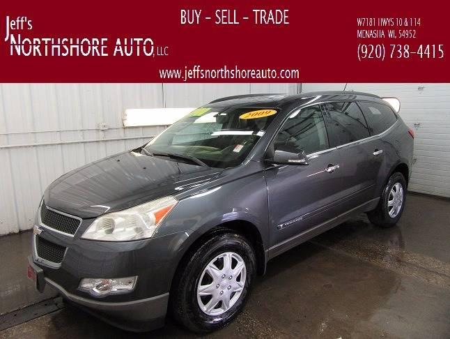2009 Chevrolet Traverse for sale at Jeffs Northshore Auto LLC in Menasha WI