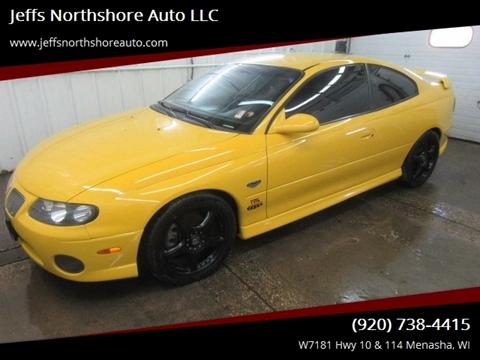 2004 Pontiac GTO for sale in Menasha, WI