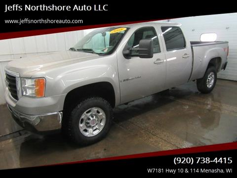 2008 GMC Sierra 2500HD for sale in Menasha, WI