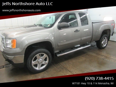 2013 GMC Sierra 2500HD for sale in Menasha, WI