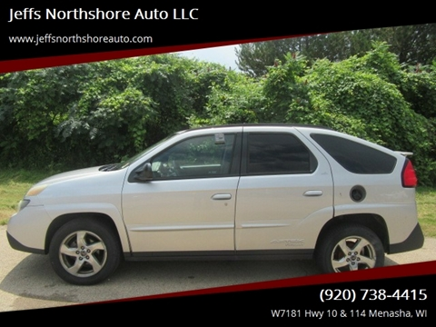 2005 Pontiac Aztek for sale in Menasha, WI