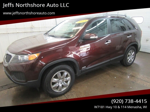 2013 Kia Sorento for sale in Menasha, WI