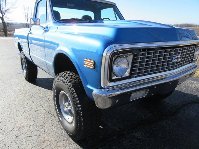 1971 GMC C/K 1500 Series for sale at Jeffs Northshore Auto LLC in Menasha WI