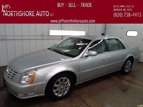 2011 Cadillac DTS for sale in Menasha, WI
