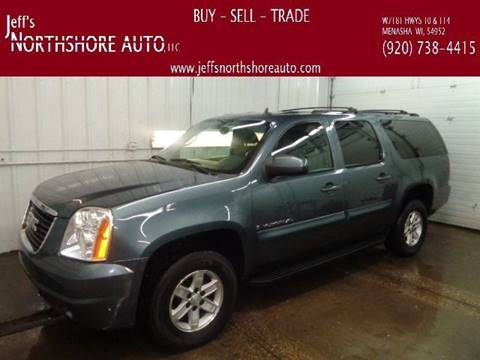 2009 GMC Yukon XL for sale at Jeffs Northshore Auto LLC in Menasha WI