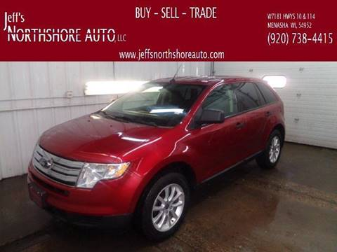 2008 Ford Edge for sale at Jeffs Northshore Auto LLC in Menasha WI