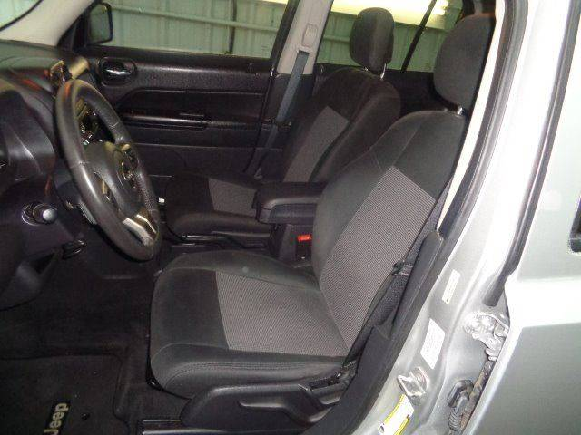 2013 Jeep Patriot for sale at Jeffs Northshore Auto LLC in Menasha WI