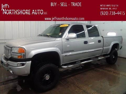 2003 GMC Sierra 2500HD for sale in Menasha, WI