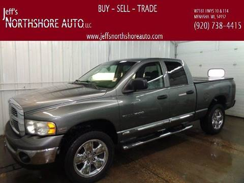 2005 Dodge Ram Pickup 1500 for sale at Jeffs Northshore Auto LLC in Menasha WI