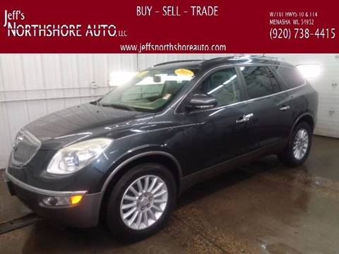 2011 Buick Enclave for sale at Jeffs Northshore Auto LLC in Menasha WI