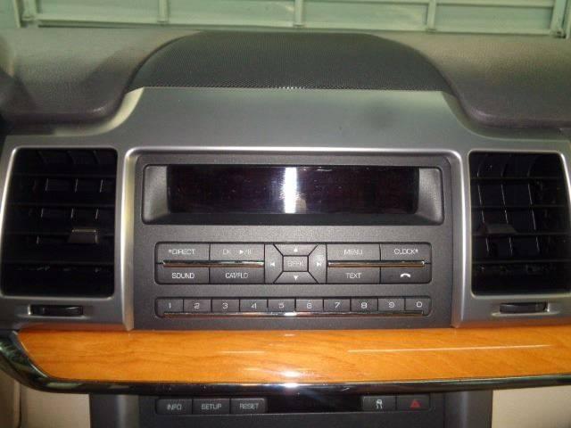 2010 Lincoln MKZ for sale at Jeffs Northshore Auto LLC in Menasha WI