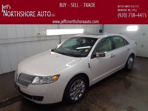 2010 Lincoln MKZ for sale at Jeffs Northshore Auto LLC in Menasha WI
