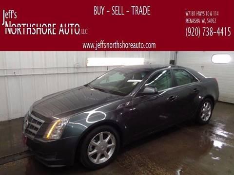 2009 Cadillac CTS for sale at Jeffs Northshore Auto LLC in Menasha WI