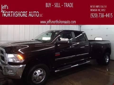 2011 RAM Ram Pickup 3500 for sale at Jeffs Northshore Auto LLC in Menasha WI