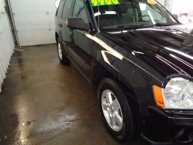 2006 Jeep Grand Cherokee for sale at Jeffs Northshore Auto LLC in Menasha WI