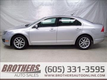 2011 Ford Fusion for sale in Sioux Falls, SD