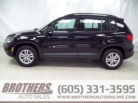 2017 Volkswagen Tiguan for sale in Sioux Falls, SD