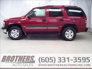 2004 Chevrolet Tahoe for sale in Sioux Falls, SD