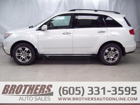 2008 Acura MDX for sale in Sioux Falls, SD