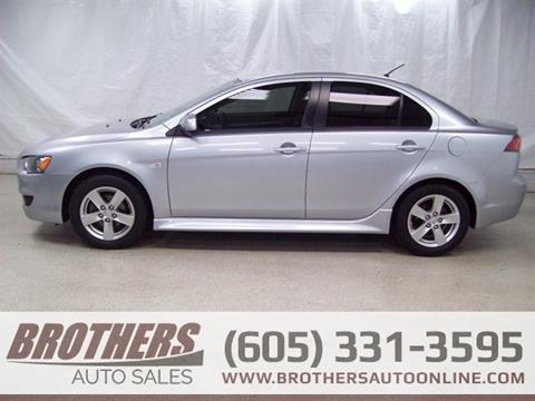 2013 Mitsubishi Lancer for sale in Sioux Falls, SD