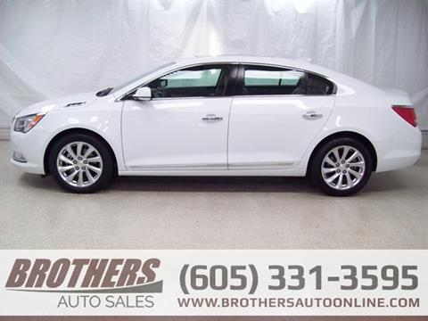 2016 Buick LaCrosse for sale in Sioux Falls, SD