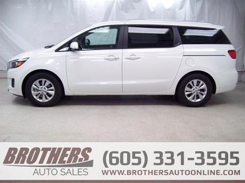 Kia sedona for sale in south dakota for Billion motors sioux falls south dakota
