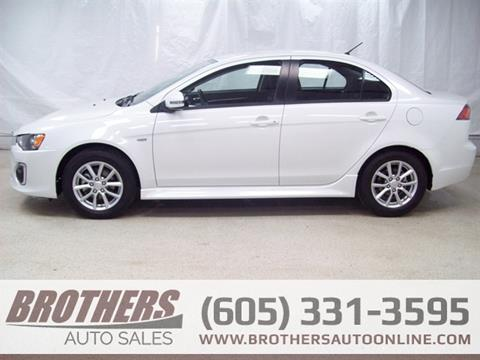 Mitsubishi lancer for sale in sioux falls sd for Law motors sioux falls