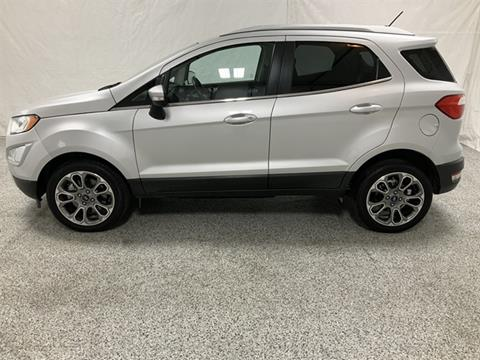 2018 Ford EcoSport for sale at Brothers Auto Sales in Sioux Falls SD
