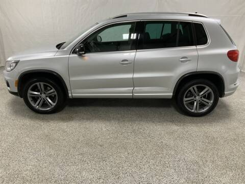 2017 Volkswagen Tiguan for sale at Brothers Auto Sales in Sioux Falls SD