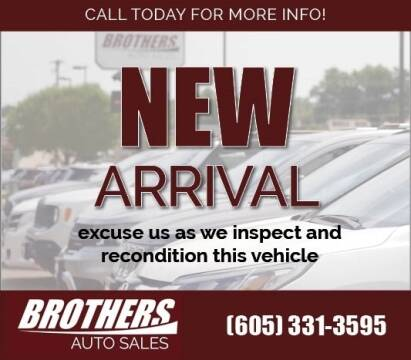 2012 Infiniti QX56 for sale at Brothers Auto Sales in Sioux Falls SD