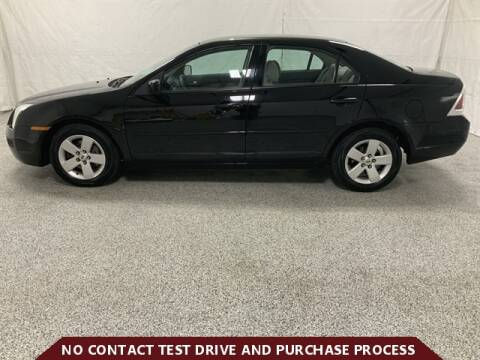 2006 Ford Fusion for sale at Brothers Auto Sales in Sioux Falls SD